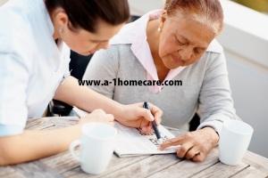 a-1 home care elder care burbank